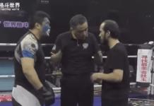 Vezi cum un luptător de MMA distruge un maestru în Wing Chun bazat pe puncte de presiune (VIDEO)