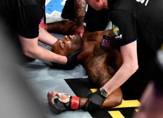 UFC Stockholm a oferit unul dintre cele mai brutale KO-uri din ultimii ani și retragerea lui Alexander Gustafsson! (VIDEO)