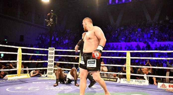 VIDEO. Intră să vezi lupta dintre Cătălin Moroșanu vs Daniel Sam