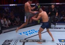 VIDEO. Vezi ce faze spectculoase au reușit niște luptători pentru a obține contracte în UFC!