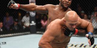 VIDEO. Vezi rezultatele complete și KO-ul brutal reușit de monstrul Francis Ngannou împotriva lui Junior dos Santos!