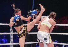Ea este cea mai brutală femeie din Muay Thai! Vezi cum a bătut-o pe Cyborg! (VIDEO)