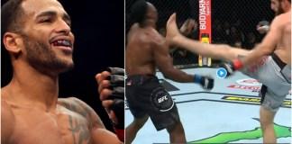 VIDEO. Vezi toate rezultatele și cele mai tari faze de la UFC Moscova!