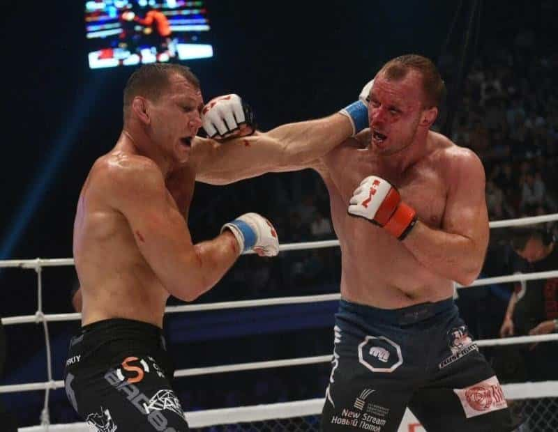Alexander Shlemenko To headline M-1 Challenge 93, Plus, Artem Frolov vs. Joe Riggs title fight