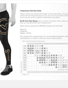 Virus compression panst size chart meng also men   stay cool grappling spats co rh mmaoverload