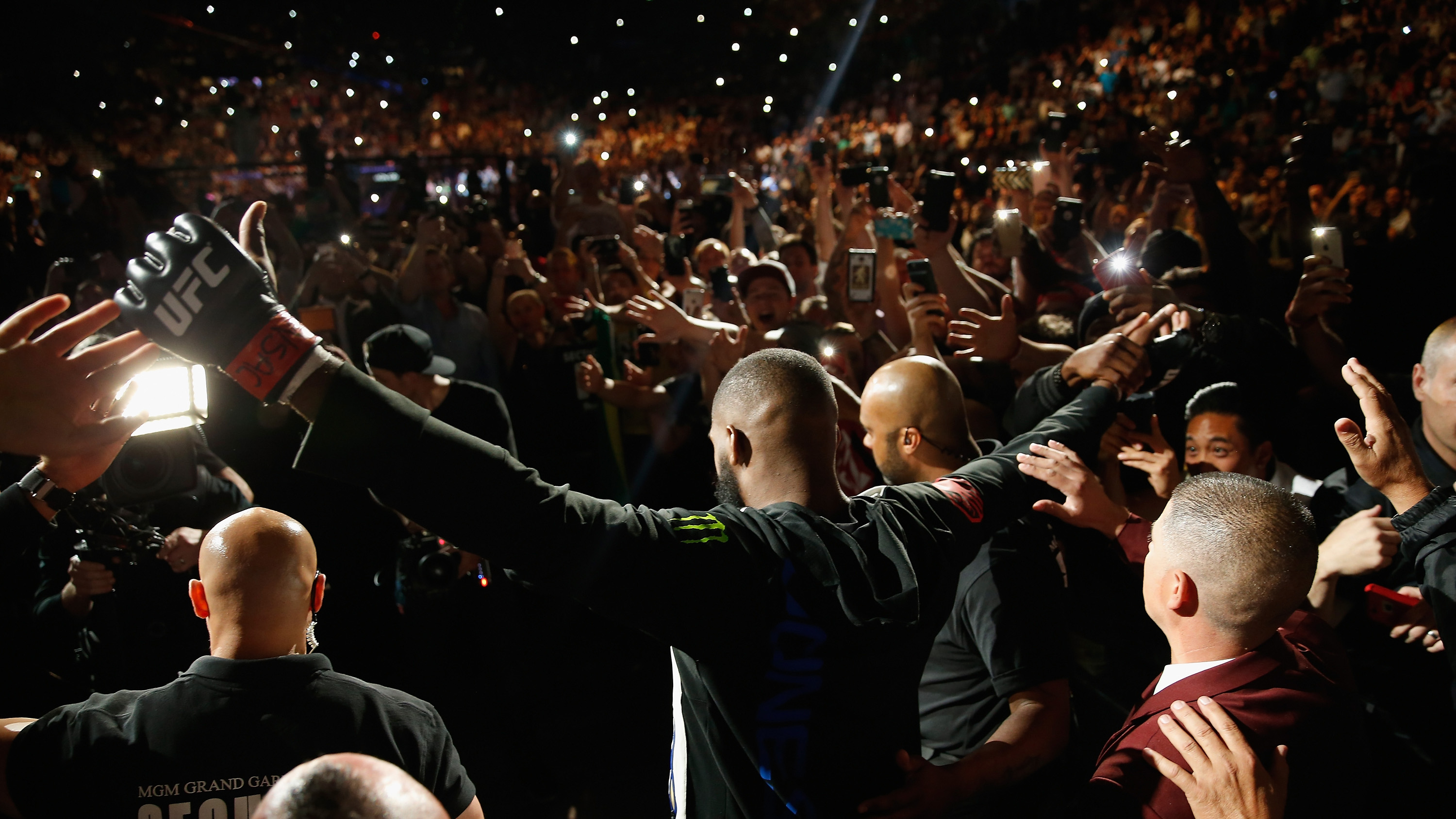 The Best Walkout Songs in the UFC | MMA Philippines