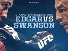 UFC Fight Night 57 edgar vs. swanson