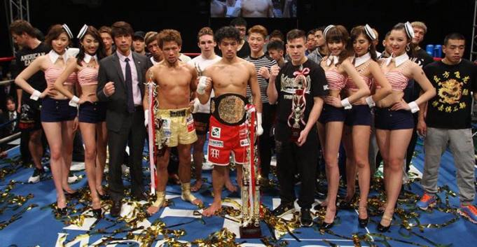 K-1 Japan 60kgs GP