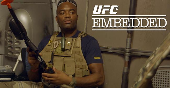 UFC 183 Embedded Episode 1