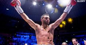 Giorgio Petrosyan, GLORY 25