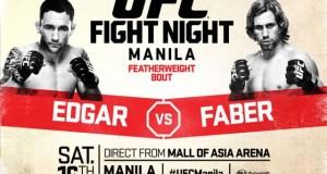 UFC Fight Night 66: Manila