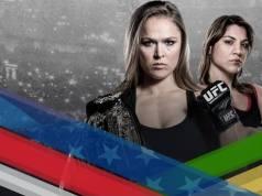 UFC 190 - Rousey vs. Correia Media Conference Call