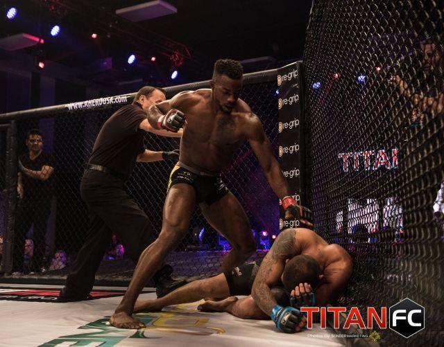 Titan FC 43