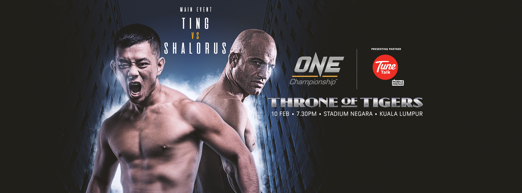 Image result for one championship throne of tigers