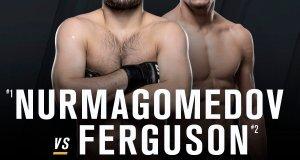 UFC 209 Ferguson Khabib
