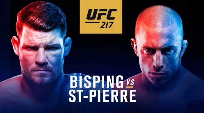 UFC 217. Pierre