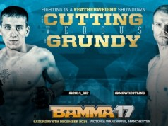 imageMike Grundy vs. Michael Cutting bamma 17