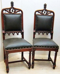 19th Century French Antique Chairs by M. Markley Antiques