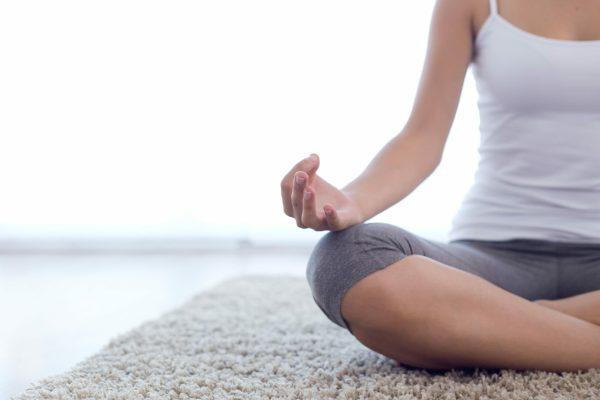 Ansiedad y Yoga