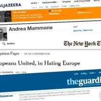 MEDIA | Andrea Mammone, il calabrese che sussurrava al New York Times