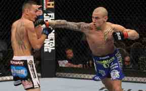 Holloway vs Poirier