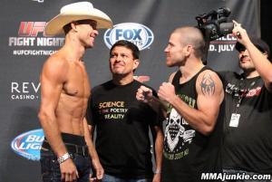 Donald Cerrone vs Jim Miller UFC FIGHT NIGHT 45