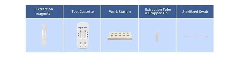 COVID19-Influenza-A+B-Antigen-Combo-Rapid-Test-contenuto-del-kit