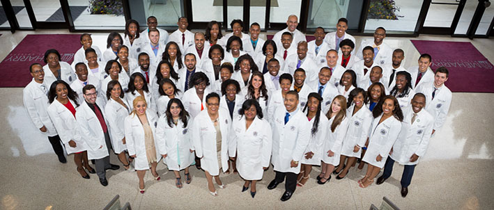 SOD White Coat CeremonyClass of 2018