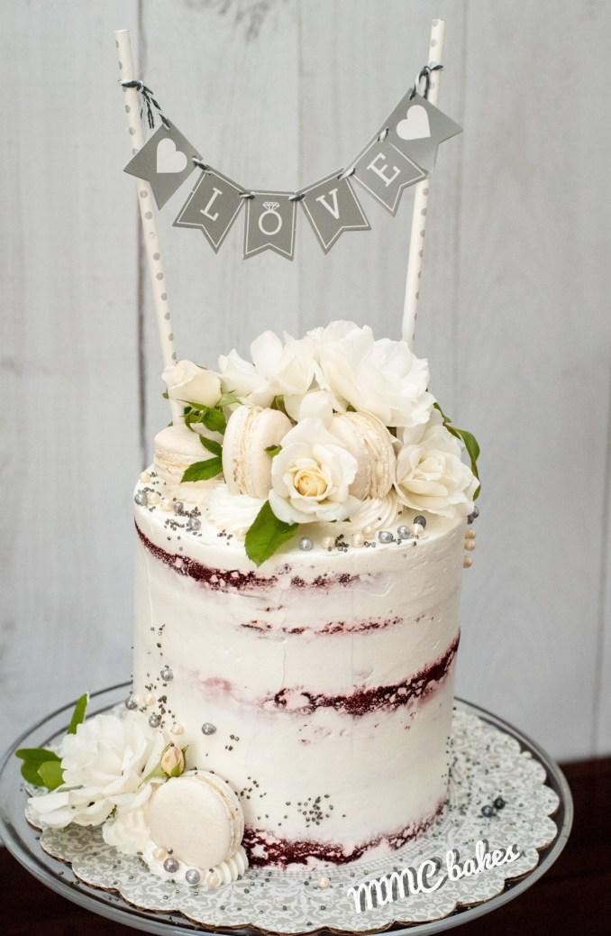 Engagement cake & Buttercream Textures – MMC Bakes