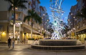 Downtown Dadeland Miami Florida