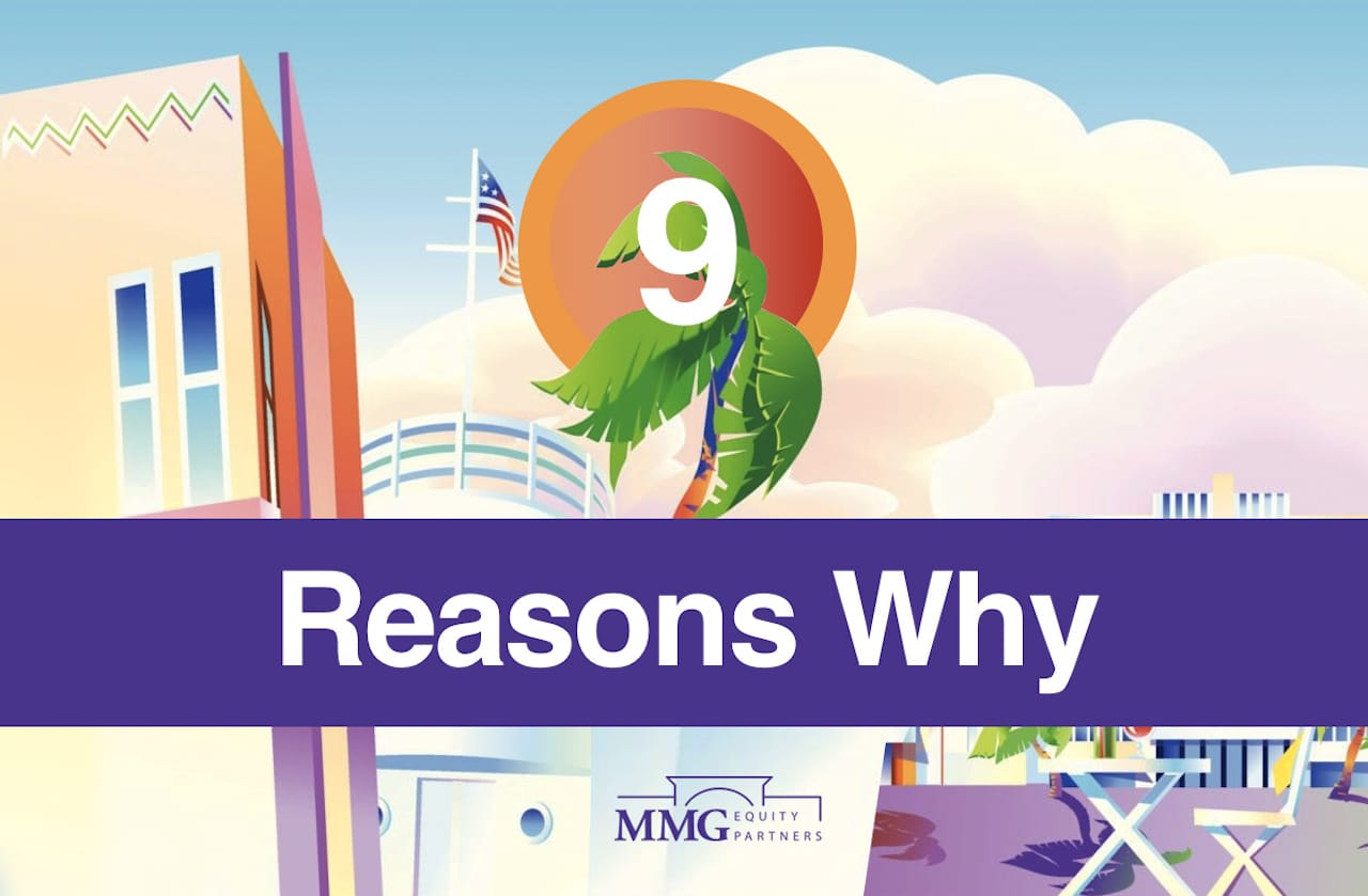9 Reasons to Invest in South Florida Commercial Real Estate