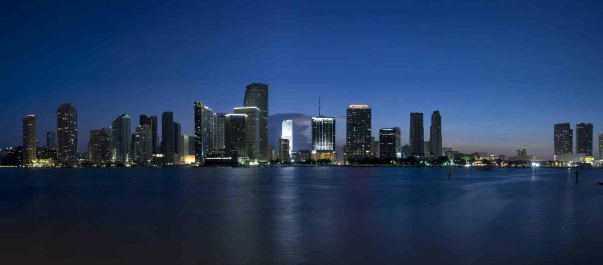 MMG Miami Skyline