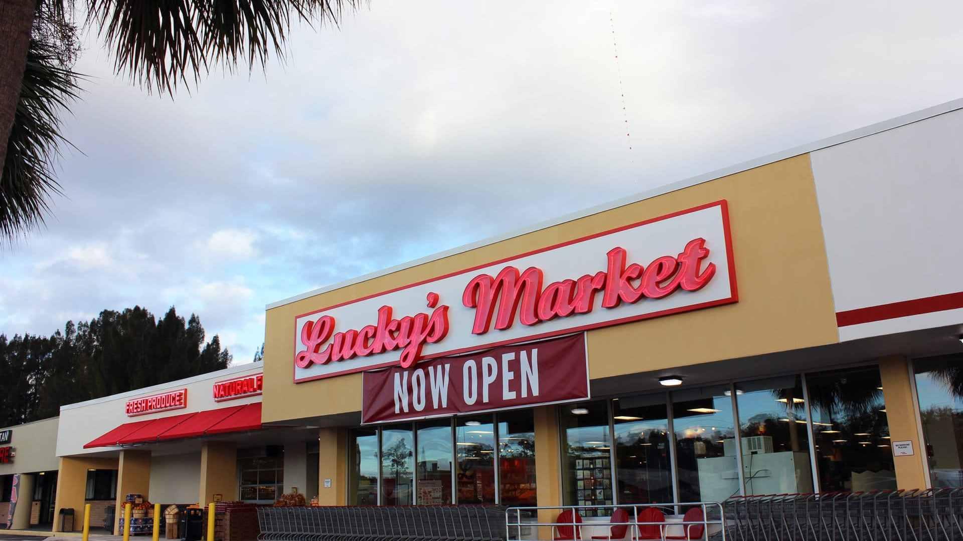 Luckys Market South Florida Commercial Real Estate