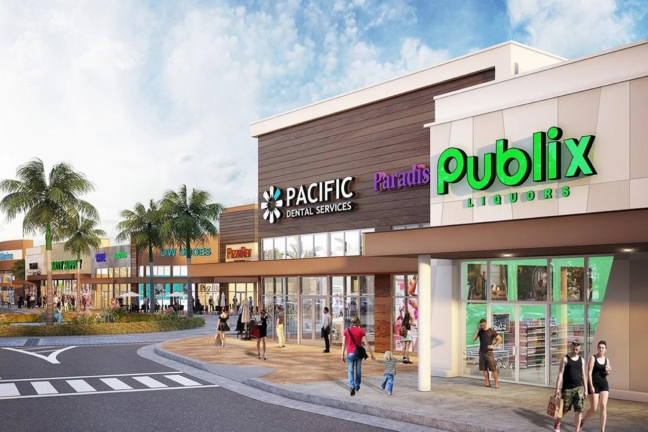Top-21 South Florida Shopping Center Transactions 2018