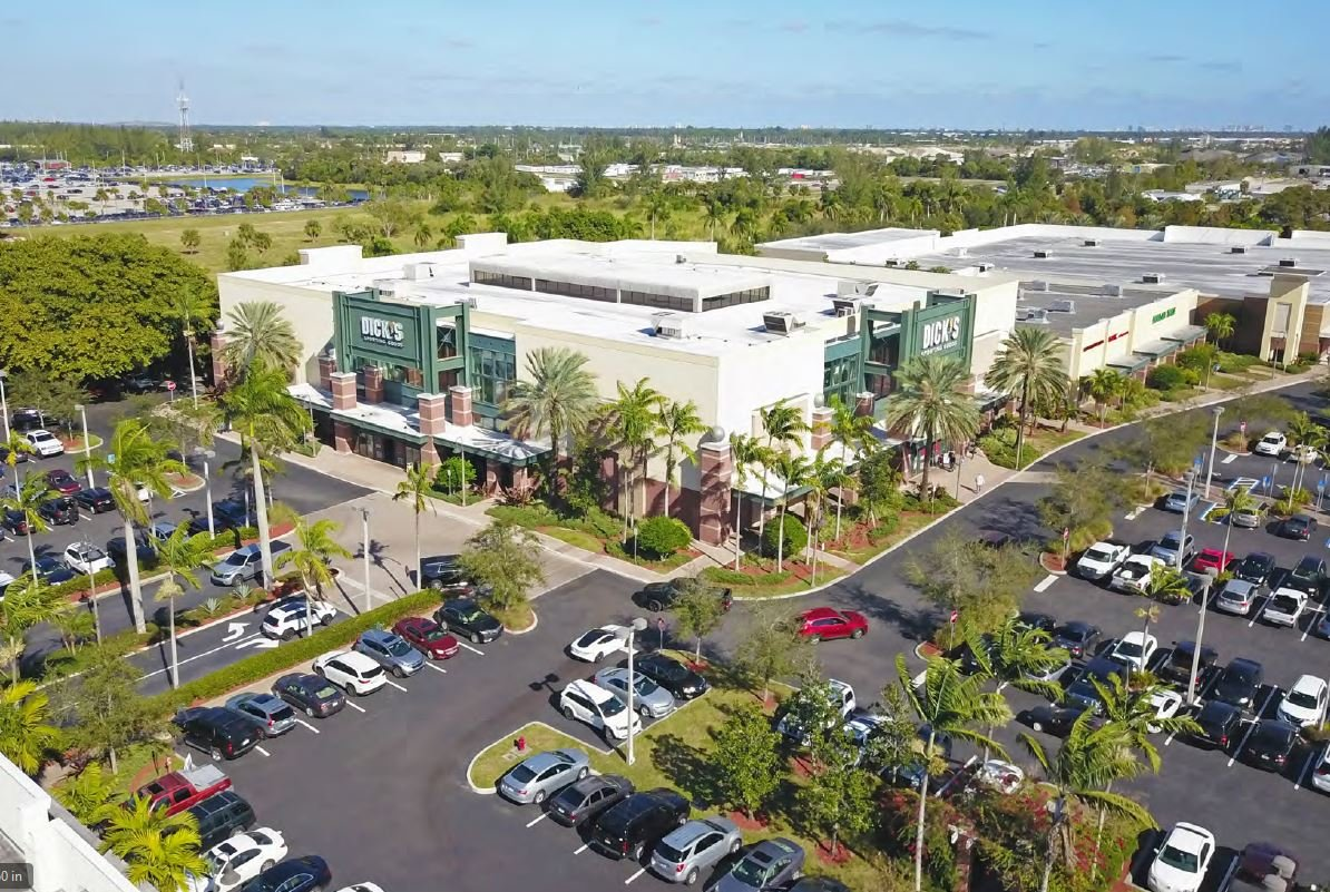 The Shoppes at Southern Palms Top Retail Center Transactions South Florida 2019