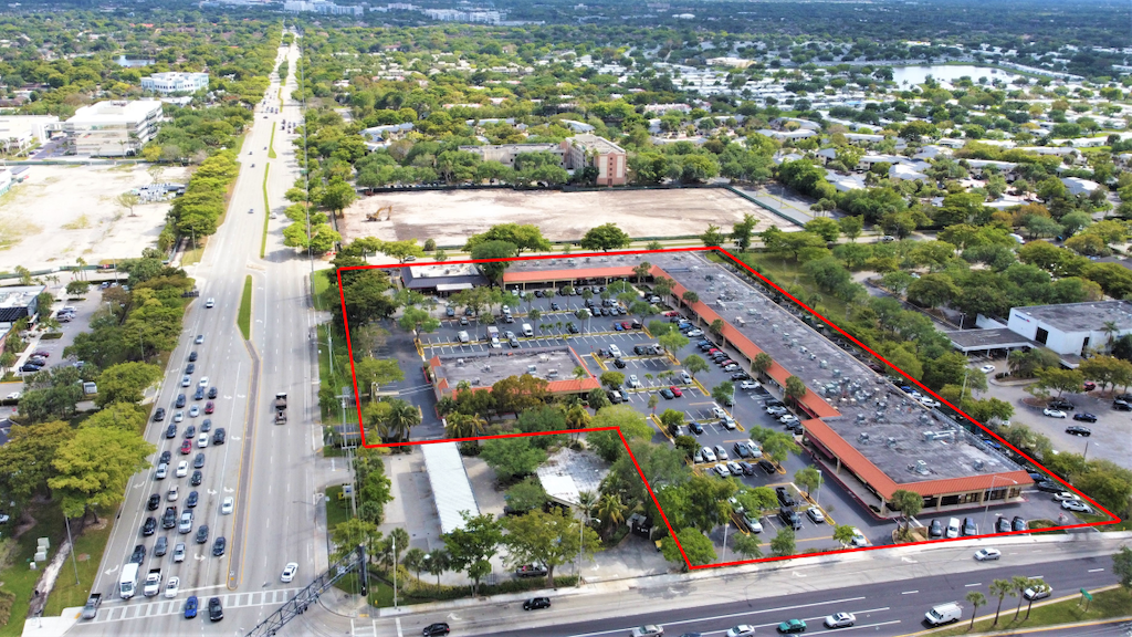 MMG Equity Partners Acquires Plantation Square for $12 Million