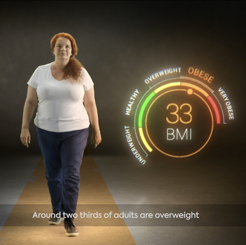 One Minute Health Nugget: Weight vs Covid-19