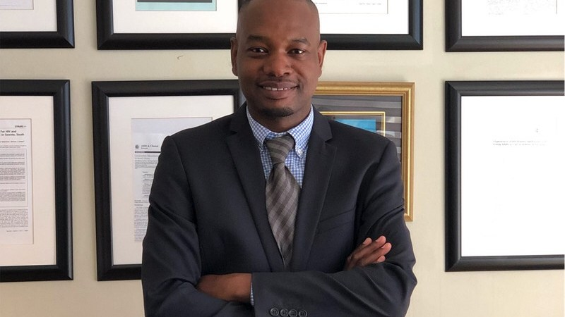 Profile of a Medical Doctor, Clinical Epidemiologist and Infectious Disease Specialist: Dr Simbarashe Takuva