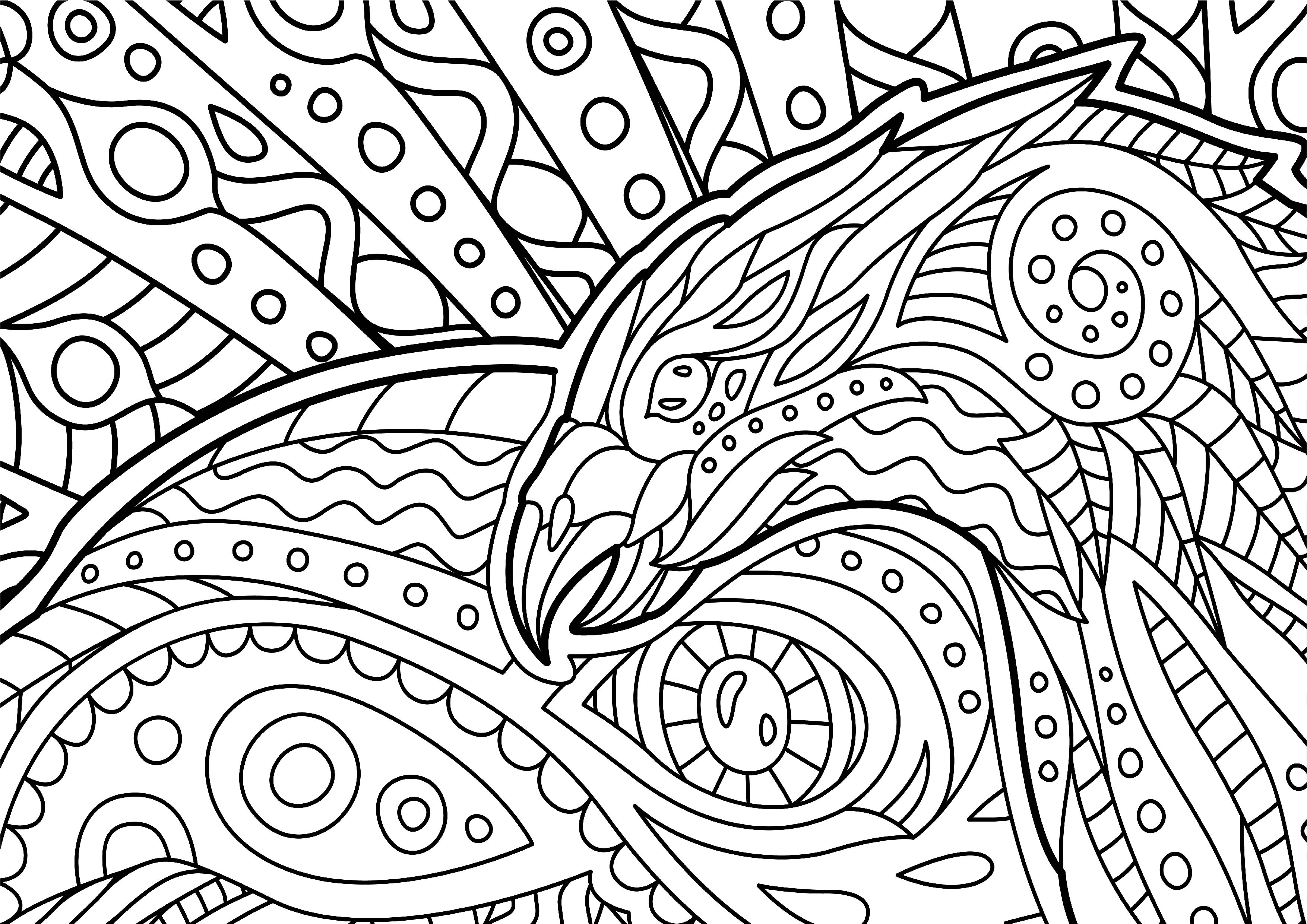 We're In This Together Coloring Page