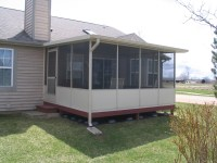 Tucson Screened Patio - Make your patio a room... to relax in.