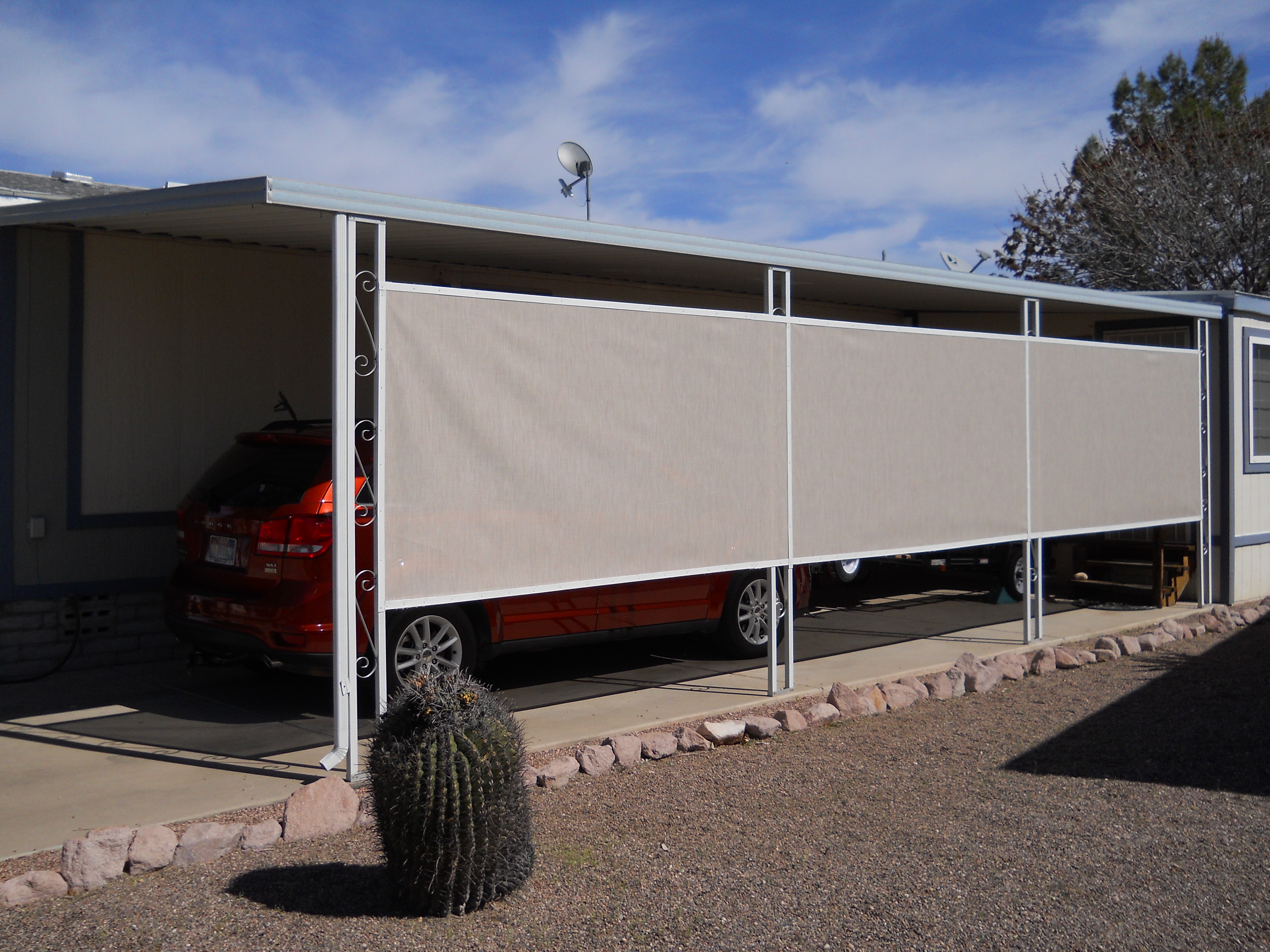 Carport And RV Covers MampM Home Supply Warehouse