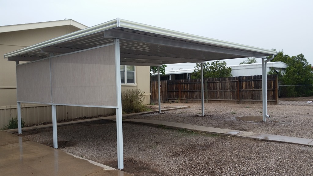 Carport and RV Covers  MM Home Supply Warehouse