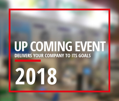 Up Coming Event 2018