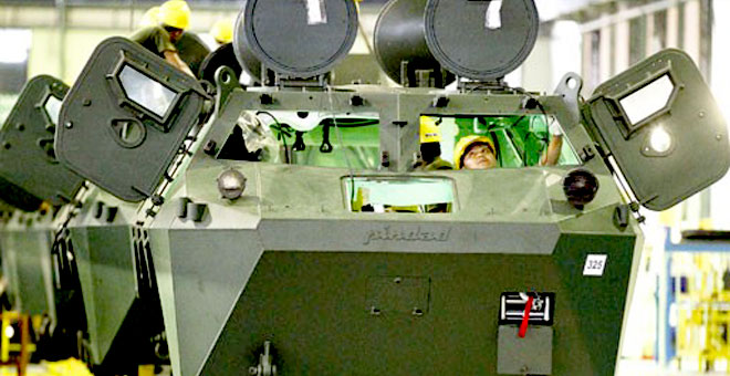 Brunei agrees to Pindad weapons
