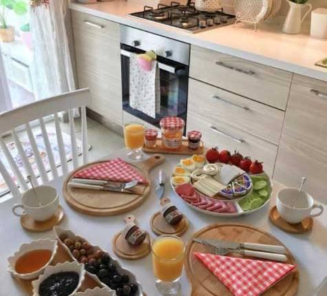 4 بالصور أفكار لتقديم الإفطار من المطبخ التركي