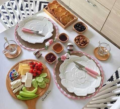7 بالصور أفكار لتقديم الإفطار من المطبخ التركي