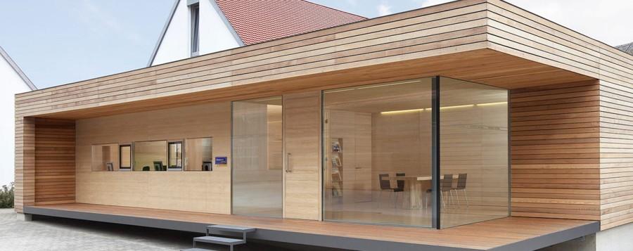 La qualità, il design e l'efficienza di una casa interamente in legno. Case In Legno Archivi M M Legno Piu
