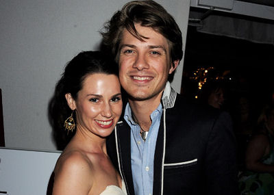 Taylor and Natalie Hanson Welcome Son Viggo Moriah