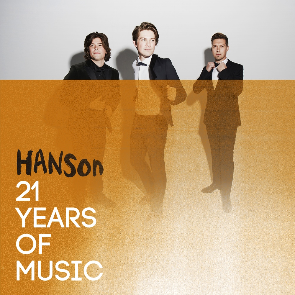 Noise Trade:  HANSON 21 Years of Music