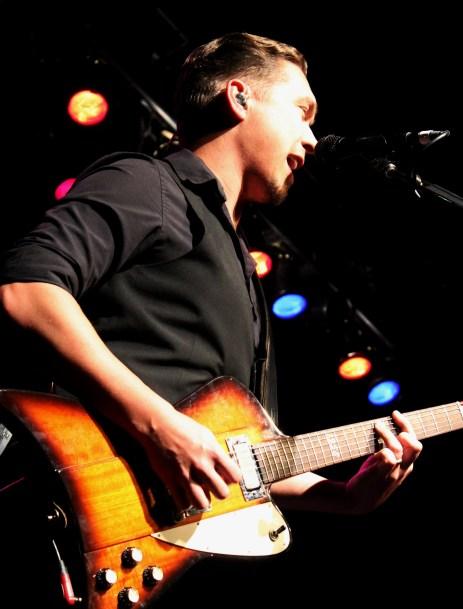 Isaac Hanson at Centre Stage, Atlanta, GA